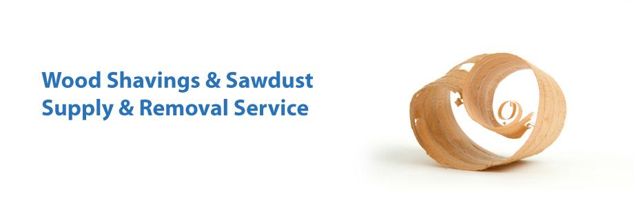 Wood Shavings & Sawdust